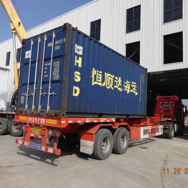 Mobile Containerized Incinerator